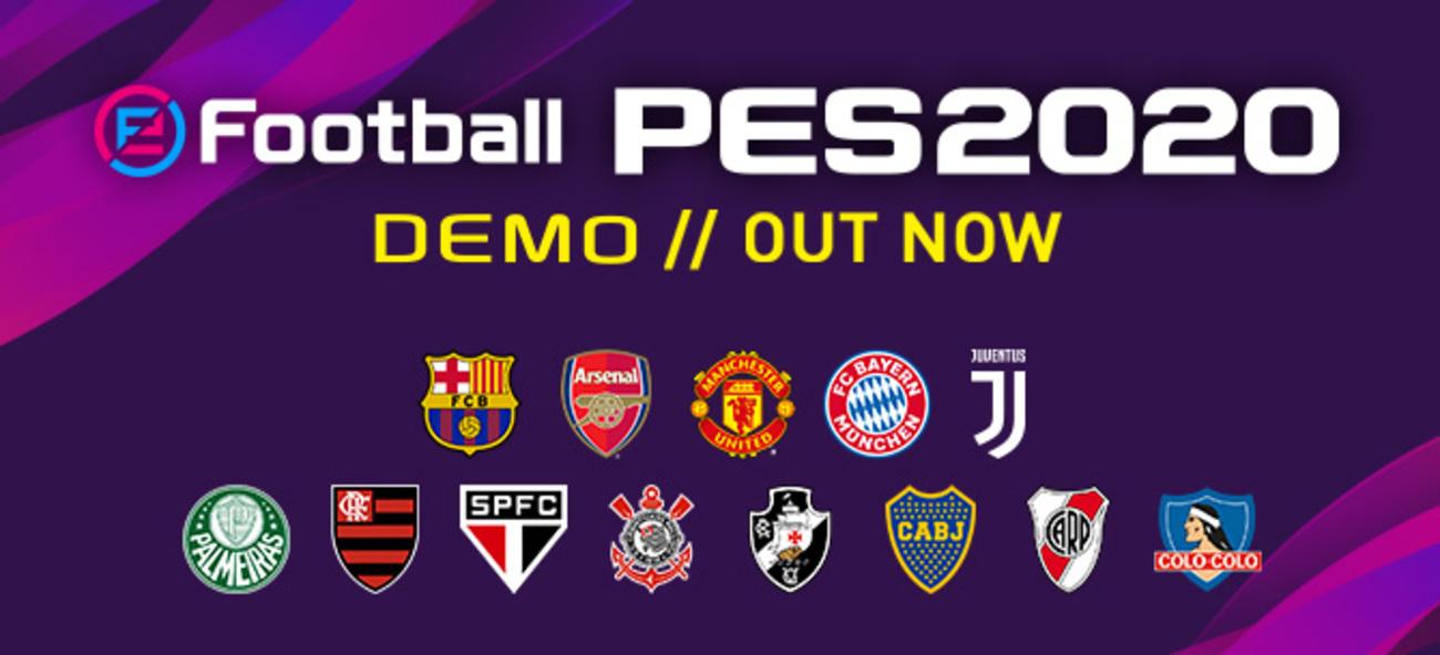рфс-eFootball PES 2020